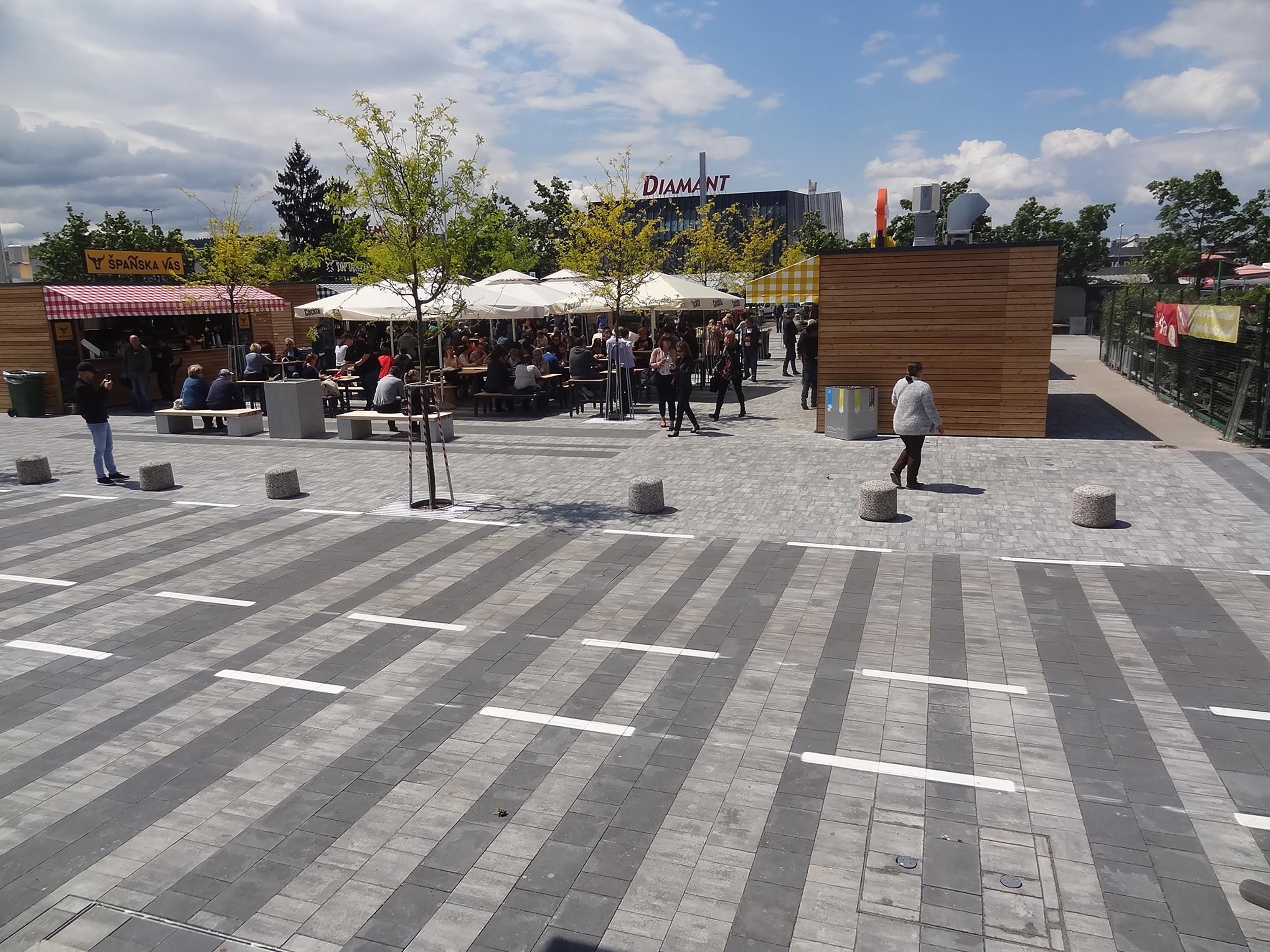 btc city bruto ljubljana urbano urban street design ulice