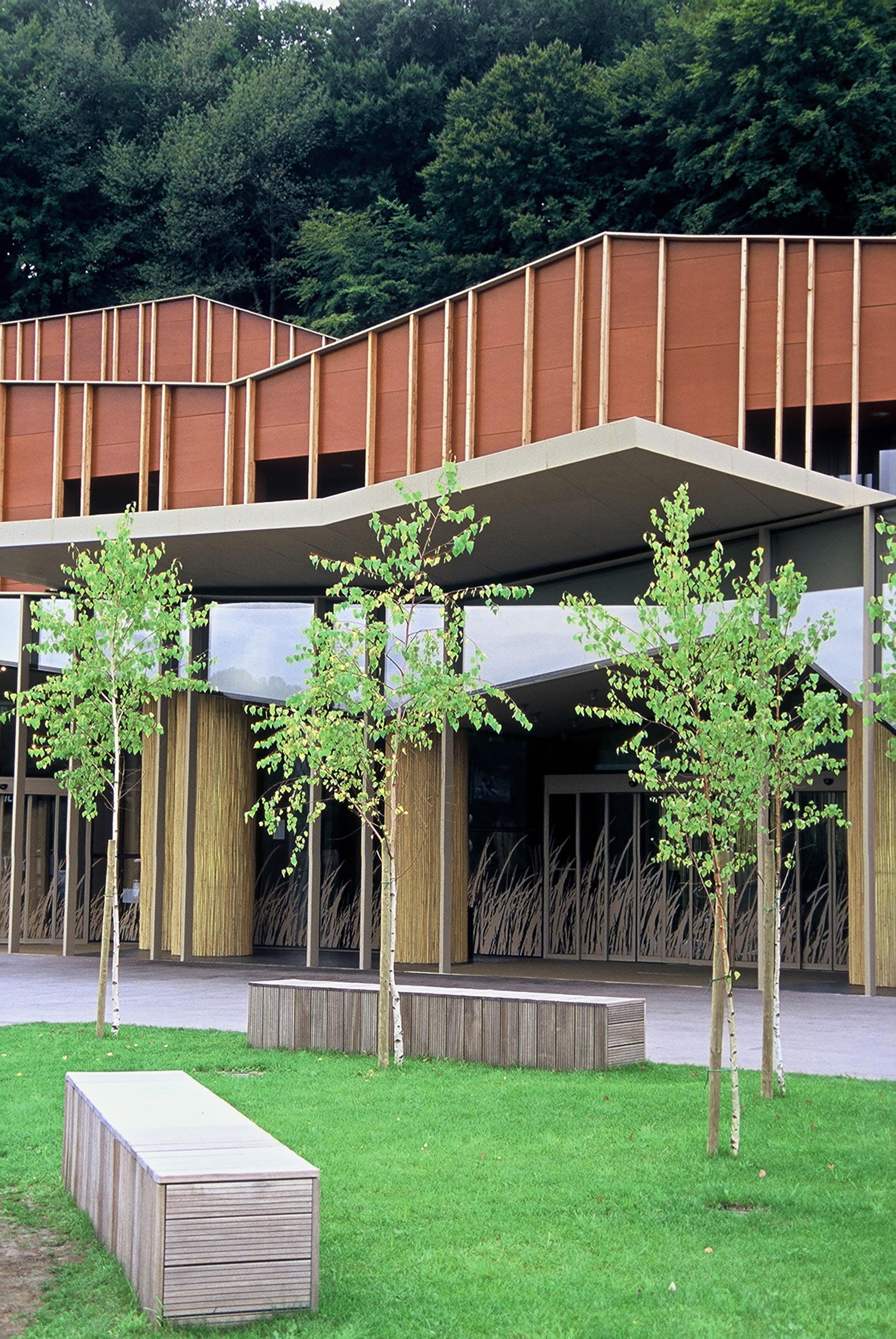 hotel olimia bruto podčetrtek green roof zelena streha