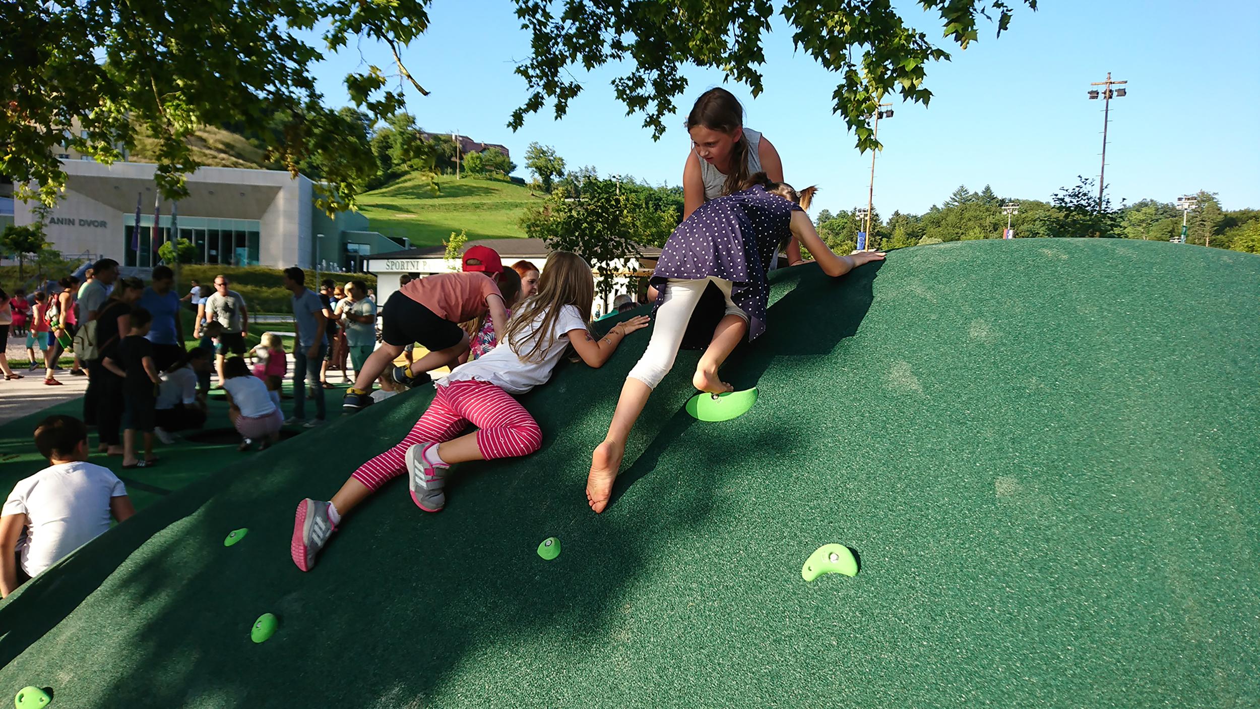 igrišče bruto rogaška slatina playground children
