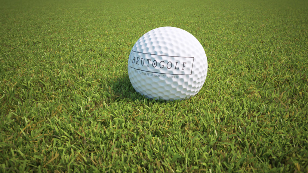 bruto golf course design conceptual brutogolf